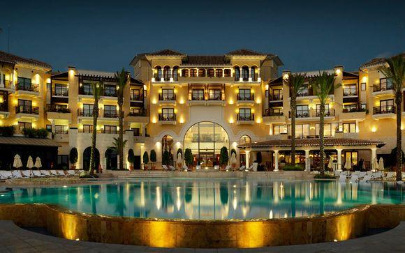 Torre Pacheco  Intercontinental Mar Menor Golf Resort Spa 5*