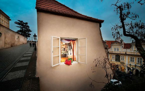 República Checa Praga - Design Hotel Neruda 4* desde 82,00 €