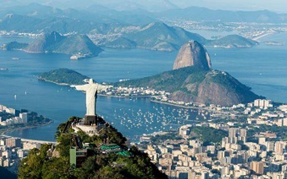 ¡Completa tu estancia en Río de Janeiro!
