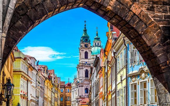 República Checa Praga  K K Hotel Fenix 4* desde 108,00 €