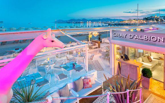 Hotel Barrière Le Gray d'Albion 4*
