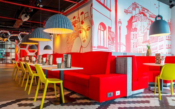 Radisson RED Hotel Brussels 4* (solo con la oferta 2)