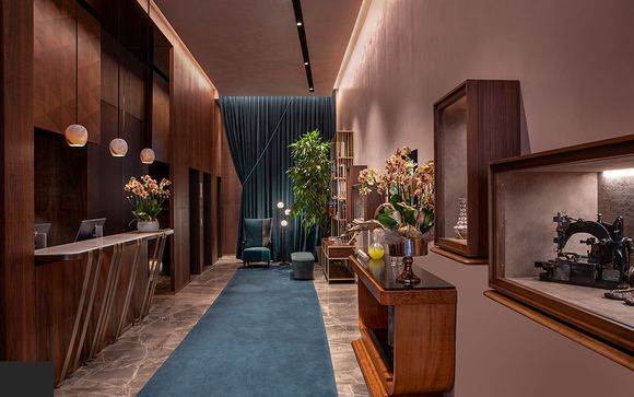 Nish Palas Istanbul by Hyatt Unbound Collection 5*