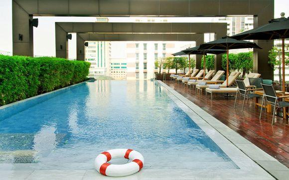 VIE Bangkok MGallery 5* (solo opción 2)
