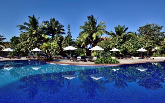 Extensión a Goa: Radisson Blu Resort Goa 5*