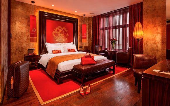 República Checa Praga - Buddha-Bar Hotel Prague 5* desde 104,00 €