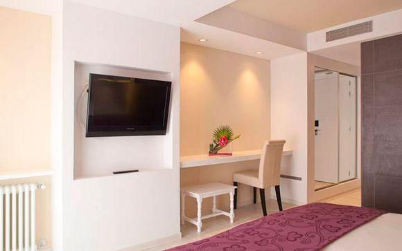 El Hotel Spa La Terrassa le abre sus puertas