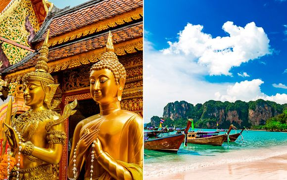 Well Hotel Bangkok 5* y Railay Princess Resort & Spa 4*