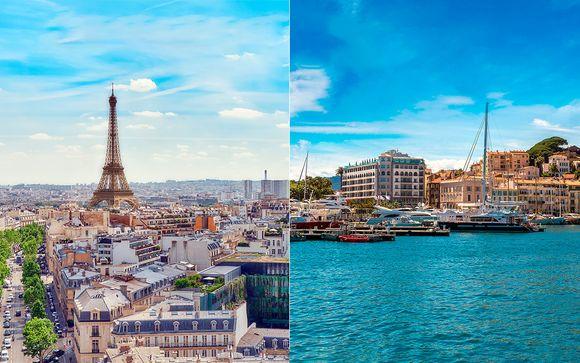 París y Costa Azul