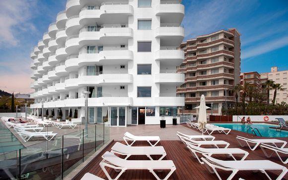 El Hotel Fergus Style Mar Mediterrania le abre sus puertas