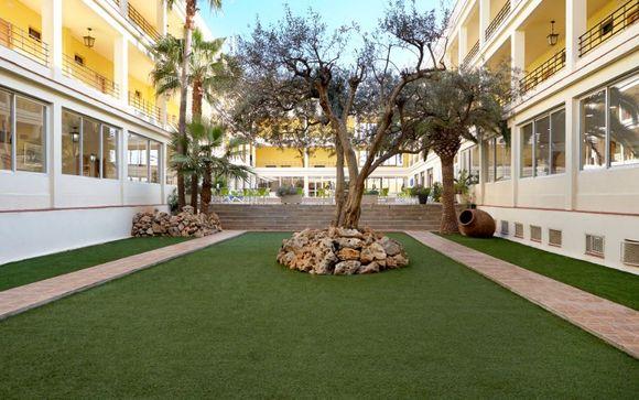 Hotel del Golf Playa 4*