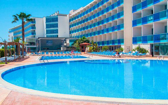 Comarruga - Hotel Nuba Comarruga 4*
