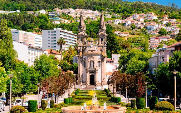 Portugal Guimaraes - Santa Luzia ArtHotel 4* desde 80,00 ? con Voyage Prive en Guimaraes Portugal