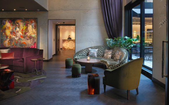 Reino Unido Londres - Hotel The Mandrake 5* desde 123,00 €