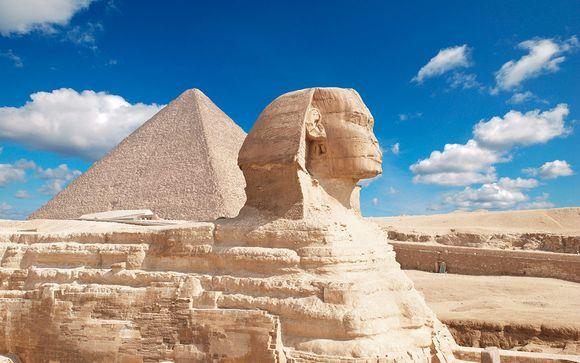 Descubre Egipto con Four Seasons 5*