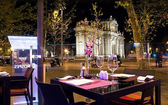 Madrid - Hotel Hospes Puerta de Alcalá 5*