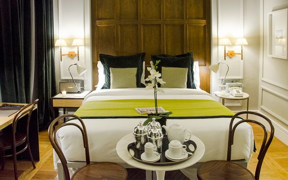 Brown's Central Hotel 4*