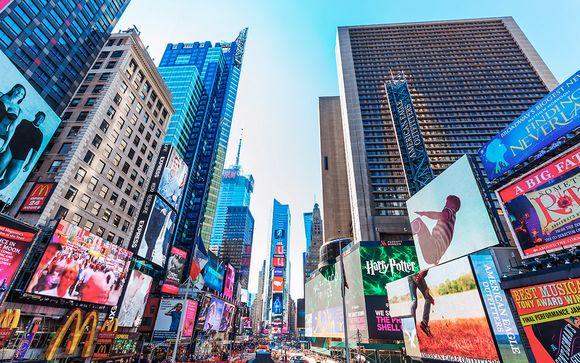 Manhattan te espera