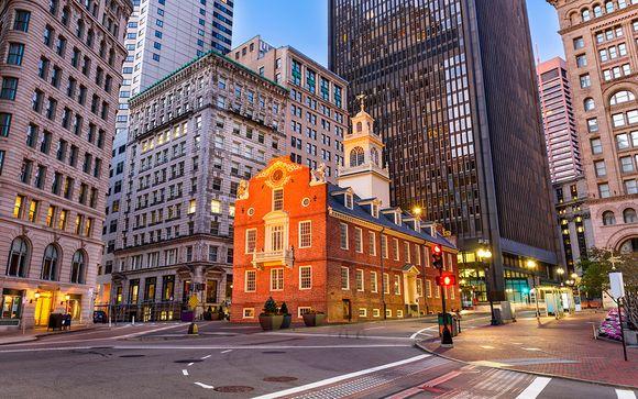 Nueva York y Boston te esperan