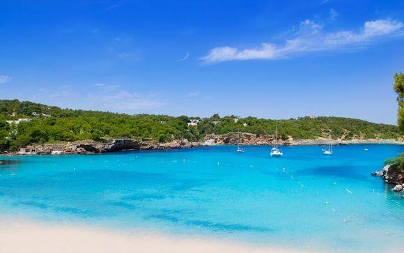 España Ibiza (Ciudad) - Sandos El Greco Beach 4* - Solo Adultos desde 277,00 €