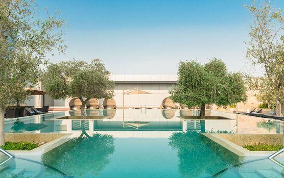 Aloft Abu Dhabi 4*