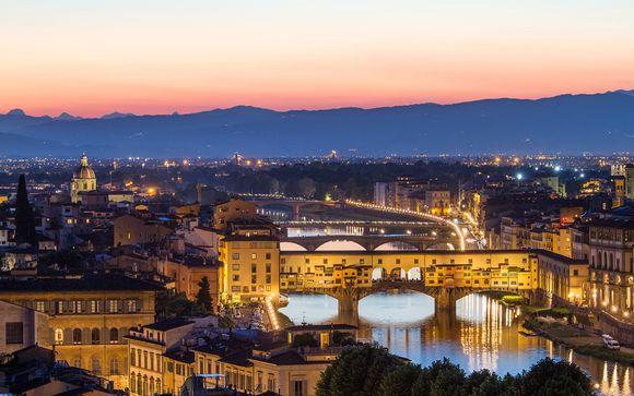 Italia Florencia - Hotel Executive 4* desde 110,00 ? con Voyage Prive en Florencia Italia