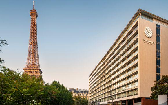 Pullman Paris Tour Eiffel 4*