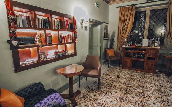 Hotel Boutique Villa Grazioli 4*