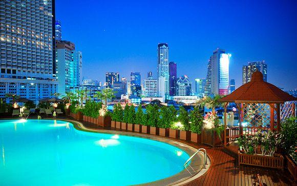 Centre Point Silom 4* (solo disponible en opción 2)