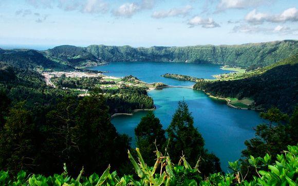 Azores le espera