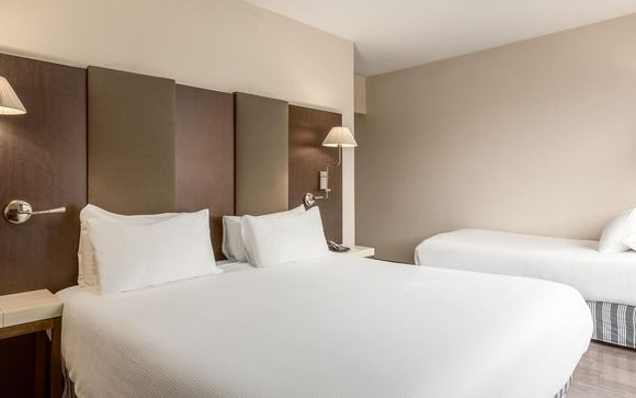 Hotel NH Brussels Stéphanie 4* (solo con oferta 2)