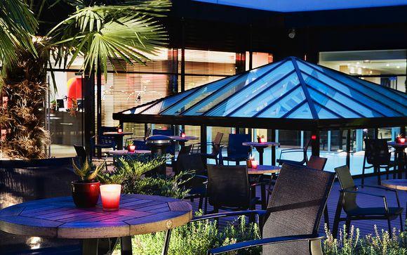 Francia París - Hotel Oceania Paris Porte de Versailles 4* desde 65,00 €