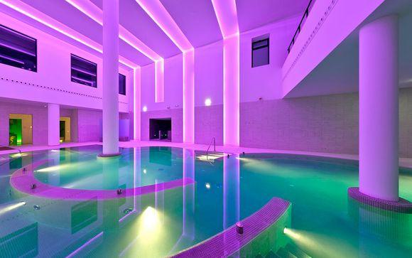 España Corvera de Asturias - URH Hotel Spa Zen Balagares 4* desde 75,00 €