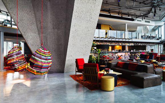 Países Bajos Ámsterdam Sir Adam Hotel 4* desde 195,00 €