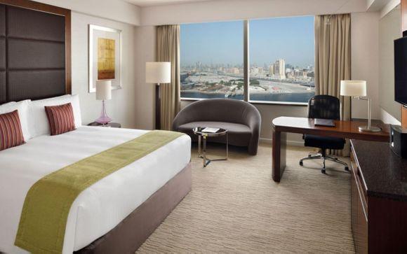 Crowne Plaza Dubai Festival City 5* (solo opción 2)