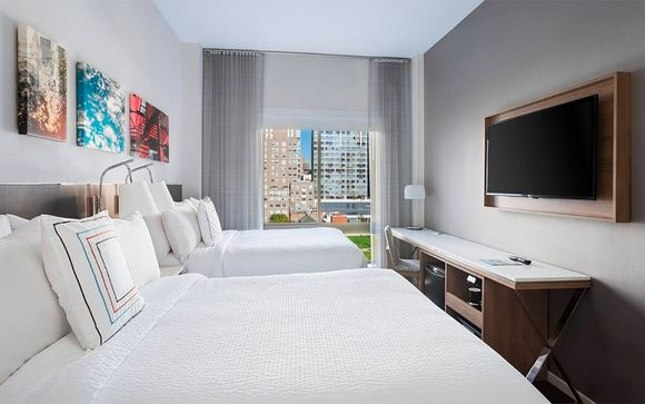 Fairfield Inn & Suites by Marriott New York Manhattan/Central Park 4*