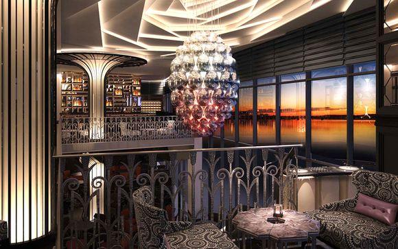 Royal M Hotel & Resort 5*, en Abu Dhabi