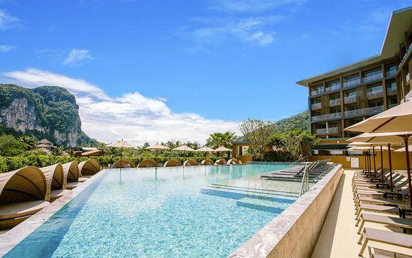Centra by Centara Phu Pano Resort 4*