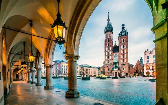 Polonia Varsovia - Berlín y ciudades de Polonia desde 857,00 €