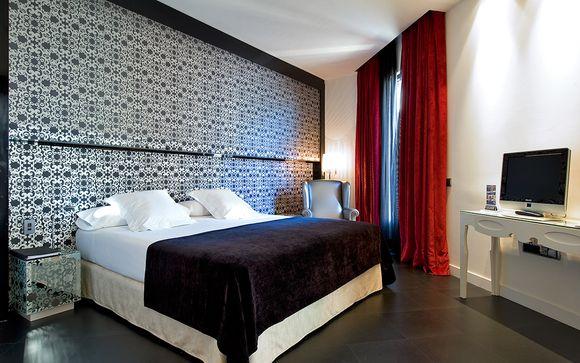 Hotel Vincci Vía 66 4*
