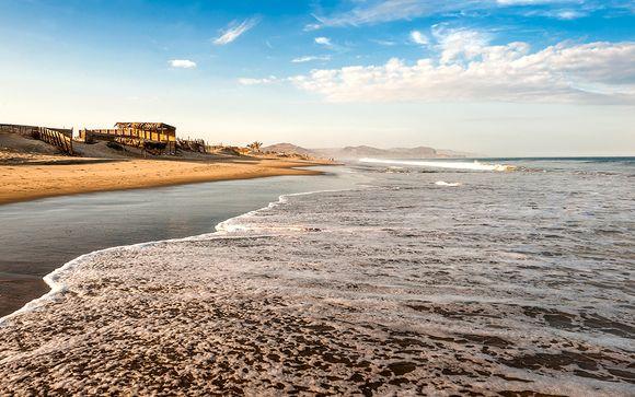 Extensión a playa del norte, Máncora (solo con opción 2)