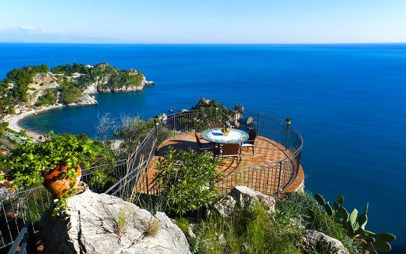 Italia Taormina - Grand Hotel San Pietro 5* desde 199,00 €