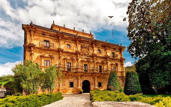 Elegancia en un palacio barroco