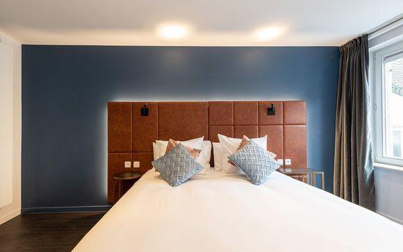 Sablon Hotel Bruges 4*
