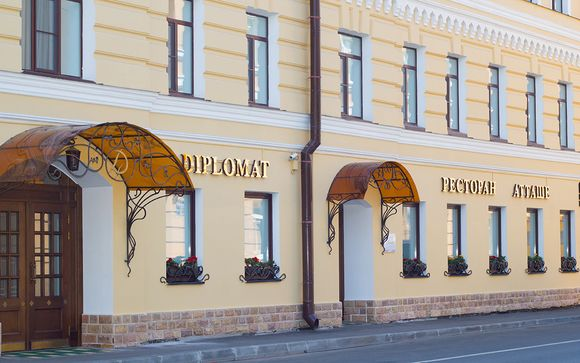 Diplomat Hotel 4*