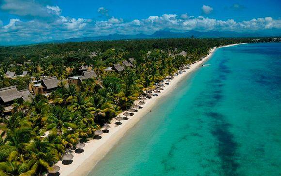 Trau aux Biches en Mauricio te espera