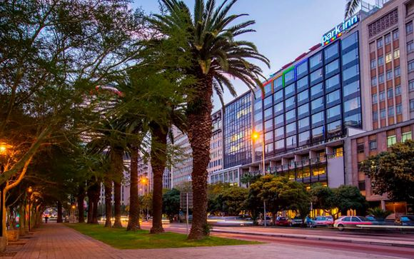 Park Inn Radisson Cape Town Foreshore 4*