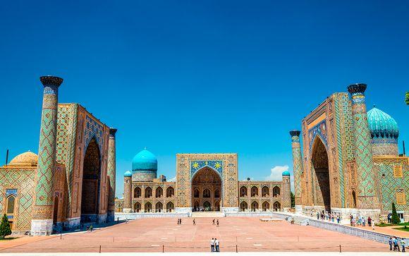 Camino a Samarkanda