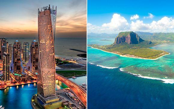 Mauricio Saint Félix Sheraton Dubai Creek Hotel and Tower 5* y Shanti Maurice 5* desde 2.630,00 €