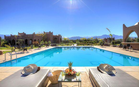 Marruecos Marrakech - Combinado Medina &amp Atlas Medina desde 1.125,00 €